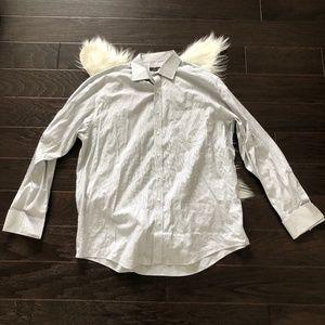 [Tasso Elba] Egyptian Cotton Button Down
